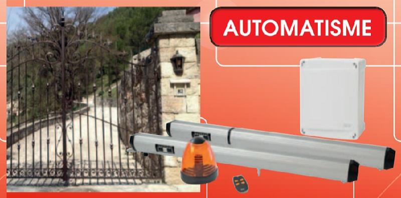 Automatisme portail Saint-Jean-Cap-Ferrat Beaulieu-sur-Mer automatisme portail Villefranche-sur-mer Nice